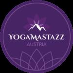 Logo Yogamastazz violett